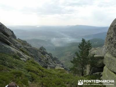 Ruta por el valle de Fuenfría, Siete Picos; trekking españa; senderismo rutas